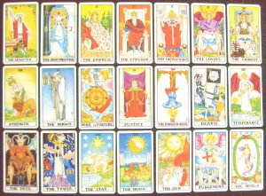 major_arcana_tarot cards